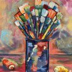 "Art Exhibition ""Life in Color"""
