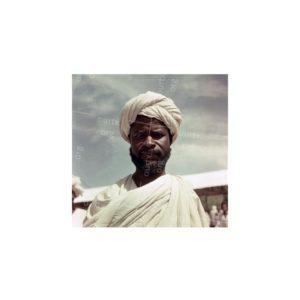 Nikolay Drachinsky. Osman, Taxi Driver, Former Fellakh (peasant). Khartoum. Sudan, 1957. © Nikolay Drachinsky archive, courtesy of Alla Vakhromeeva, Archive Paper 14x14, 500$