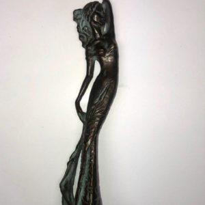 "Romance, Oleg Zakomorny, 15"", Bronze, $1600"