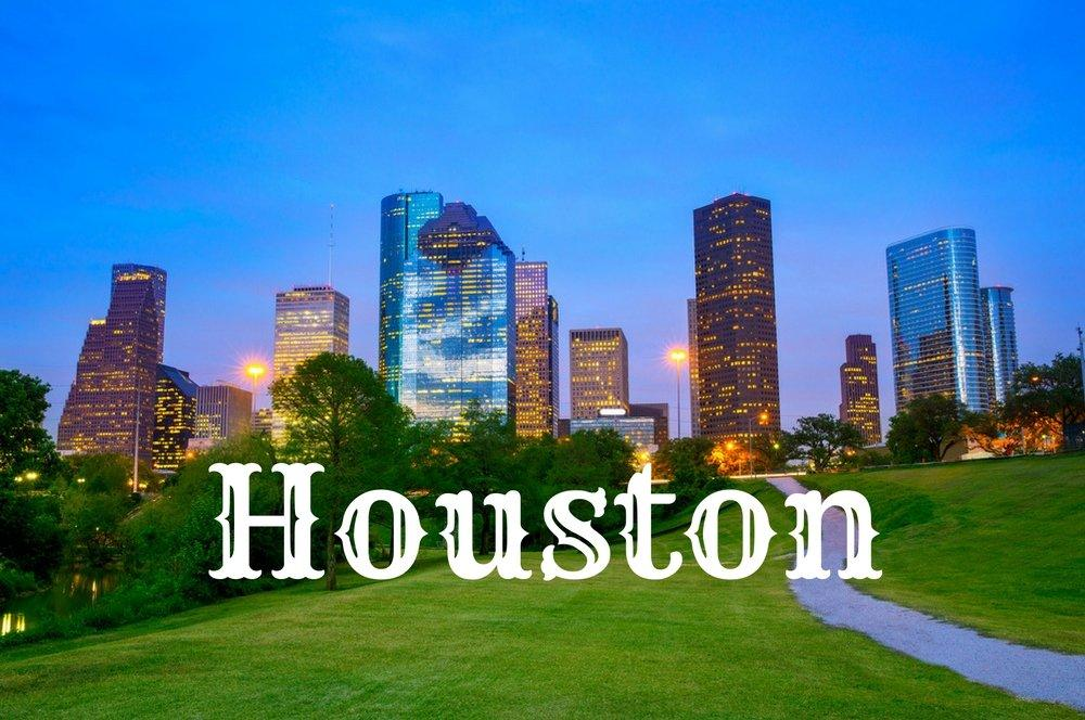 Houston Tour